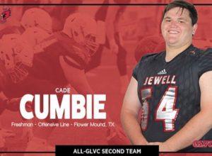 Sports Profile: Cade Cumbie has a historic start to his Cardinal Football career