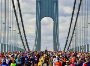 History made at the 2017 NYC Marathon