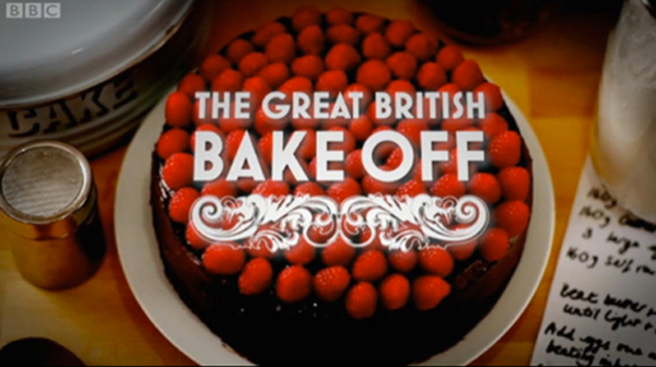 """The Great British Bake Off / BBC 2"" by Tom Hovey is licensed under CC BY-NC-ND 4.0"