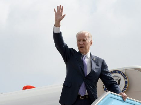 """Vice President Joe Biden visit to Israel March 2016"" by U.S. Embassy Jerusalem is licensed under CC BY 2.0"
