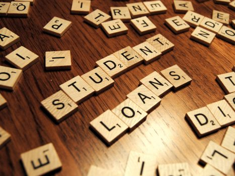 """Student Loans"" by Got Credit is licensed under CC BY 2.0"